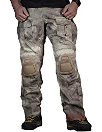 H Mundo EU Emerson Tactical Airsoft Paintball Ejército Militar Tiro BDU Hombres Gen3 G3 Pantalones de
