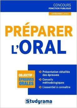 Préparer l'oral de Marc Dalens,Laurence Brunel ( 16 mars 2012 )