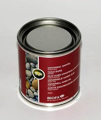 Biofa Universal Hartöl seidenmatt 0,375L von Biofa bei TapetenShop