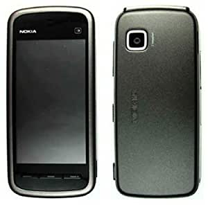 Replacement Faceplate Body Panel Housing For Nokia 5230 Black