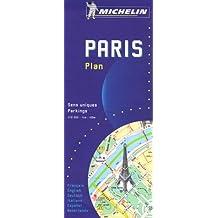 Paris Plan. Sens Uniques, 1/10 000