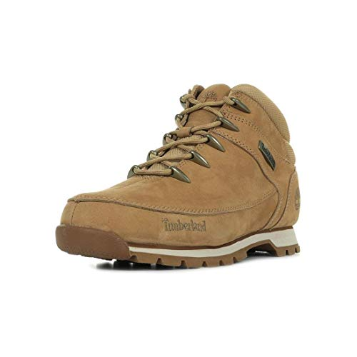 Timberland Euro Sprint Mid Hiker Medium Beige Nubuck CA1WHE, Boots