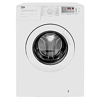 Beko WTG741M1W 7kg 1400rpm Freestanding Washing Machine - White by Beko