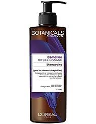 Botanicals Shampooing Rituel Lissage Anti-Frisottis 400 ml