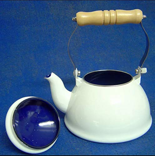 Emaille Teekanne Wasserkocher japanische Emaille Wasserkocher Topf