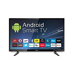 Cello C32ANSMT 32-Inch Widescreen 720p HD Ready LCD TV with Freeview HD