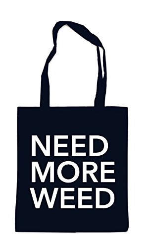 Need More Weed Bag Black Certified Freak