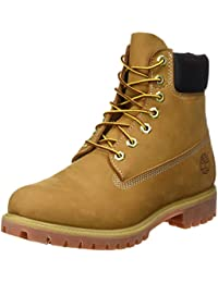 9e41307150 Timberland 6 in Premium Waterproof (Wide Fit) Stivali classici Uomo