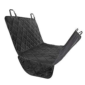 fypo hunde autoschondecke r cksitz hundedecke kofferraumschutz f r hunde sch tz f r ihre hunde. Black Bedroom Furniture Sets. Home Design Ideas
