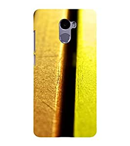 Colourful Bench Panels 3D Hard Polycarbonate Designer Back Case Cover for Redmi 4 :: Xiaomi 4
