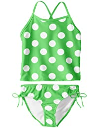 Kanu Surf Girls' Beachball Tankini Swimsuit