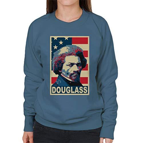 Cloud City 7 Frederick Douglass America Poster Women's