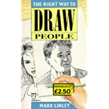 Right Way to Draw People (Paperfronts)