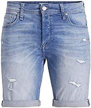 JACK & JONES heren jeansshort Rick Original AGI