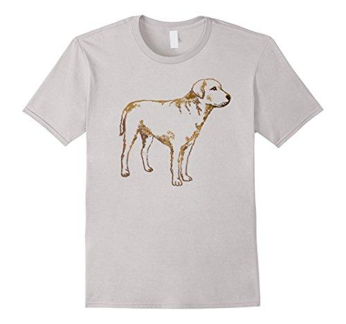 Labrador Retriever Dog T Shirt Tshirt tee