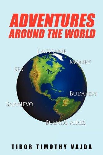 Adventures Around the World Cover Image