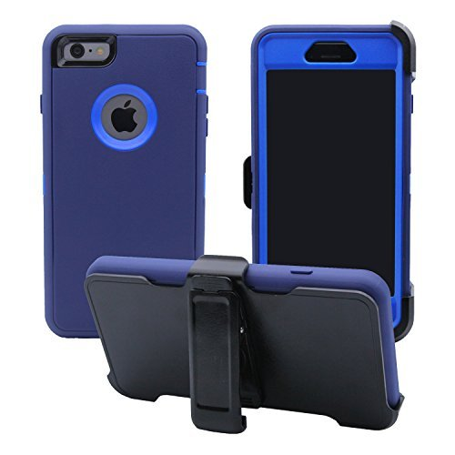 Handy Fall [M021] – iPhone 6/6S - 6 Otterbox-fälle Iphone Blau