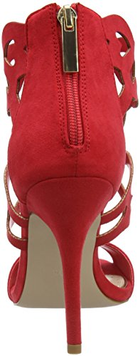 Miss KG Florence, Bout Ouvert Femme Red (Red)