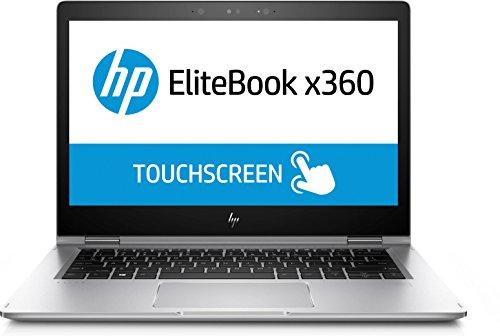 """HP EliteBook x360 1030 G2 2.8GHz i7-7600U Intel Core i7 di settima generazione 13.3"""" 1920 x 1080Pixel Touch screen 3G 4G Argento Computer portatile"""