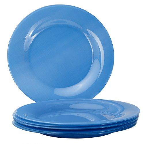 steller Serie Tone, Farbe:Marine Blue, Einzelteil:Speiseteller ()