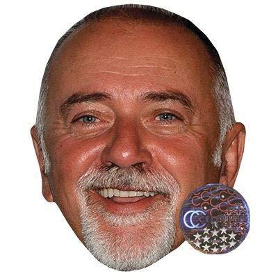 Celebrity Cutouts Giorgio Faletti Big Head.