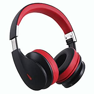 AUSDOM Bluetooth Headphones Wireless Headset Foldable Gaming Headset V4.1 with Mic for Smartphone Computer TV (AH2)