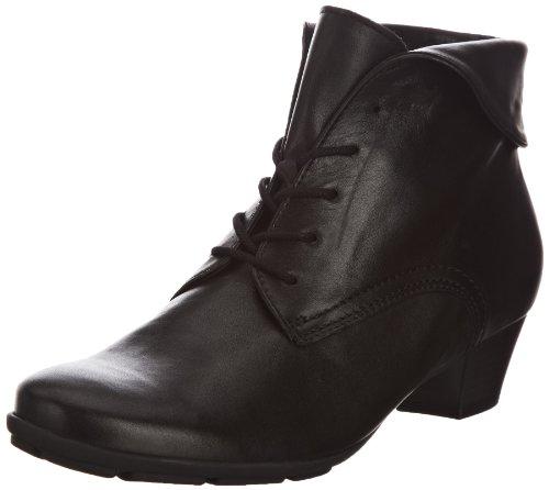 Gabor Shoes Gabor, Boots femme - Noir (Schwarz), 39 EU