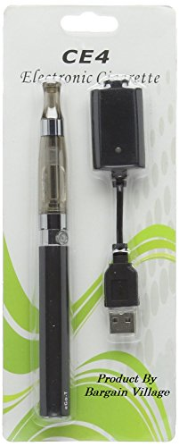 Ego-T E-Zigarette Starter Kit (Elektronische E Shisha/Zigarette wiederaufladbar Wasserpfeife Pen neuesten Design. Höchste Qualität auf Amazon.) (Ego-t Starter)