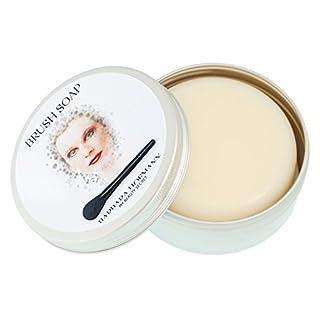 Pinselseife, Kosmetik Pinselreiniger Seife, 100g