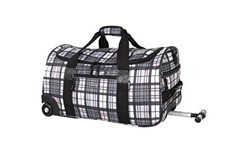 j-world-new-york-tamarak-rolling-duffel-bag-tartan-grey-one-size
