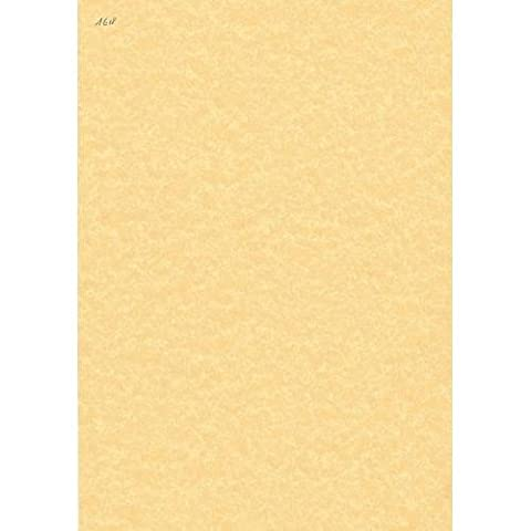 Decadry A4 95gsm Letterheads Parchment Paper - Gold (Pack of 100)