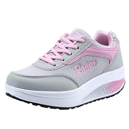 OHQ Zapatos Deportivos Mujer Sandalias Romanas Playa Zapatillas Verano Moda Chanclas Zapatos Individuales...