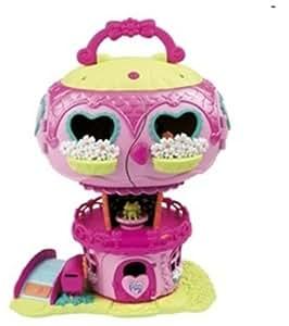 Hasbro - 623261861 - My Little Pony - Accessoires Poupée - La Maison Mongolfière de Pinkie Pie