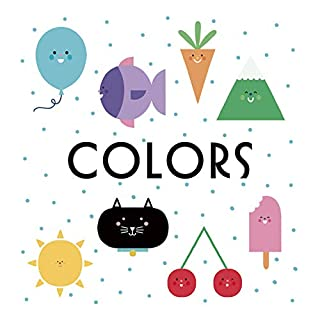 First Concept Bath Book: Colors (First Concept Bath Books)