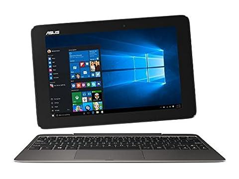 Asus T100HA-FU006T 25,7 cm (10,1 Zoll Glare Type) Convertible Notebook (Intel Atom x5-Z8500, 2GB RAM, 64GB eMMC, Intel HD, Win 10 Home)