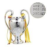Réplique du Champion Big Ear Cup Ligue des Champions Résine Craft Trophy Cup Coupe d'europe du Football Champion Big Ear Cup,77cm...