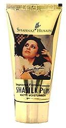 SHAHNAZ HUSAIN Shasilk Plus - Matte Moisturiser (Gold_40 Gms)