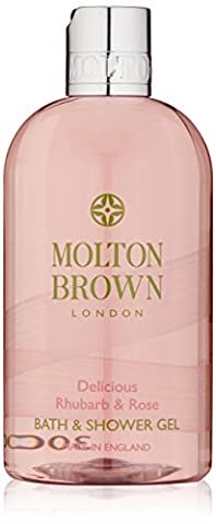 Molton Brown Rhubarb and Rose Bath and Shower Gel 300 ml