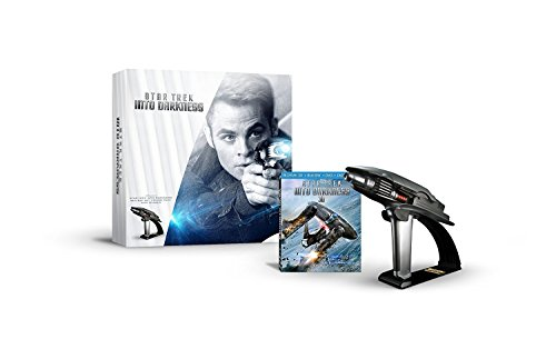 Star Trek Into Darkness Starfleet Phaser Edition limitée Gift Set (Blu-ray 3D Combo Pack)
