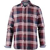 Tom Tailor Denim Herren Langarmhemd rosa L