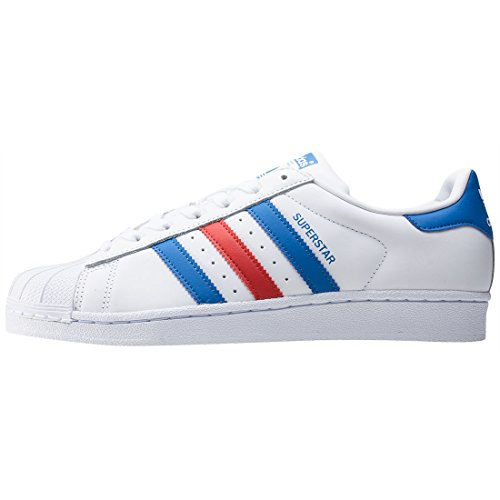 Adidas Superstar Foundation, Sneakers Unisex Adulto White