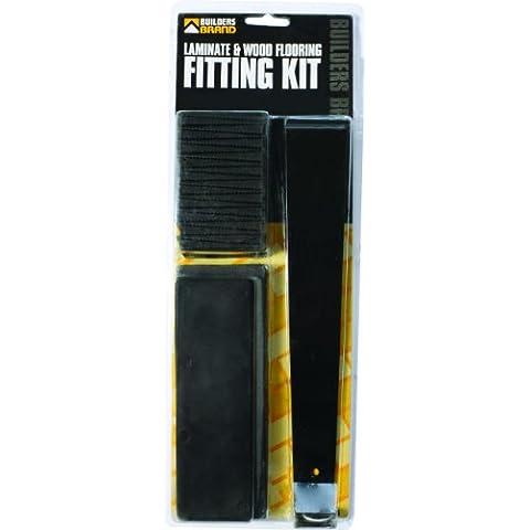Builders Brand 62885 - Kit posa pavimento in legno e laminato