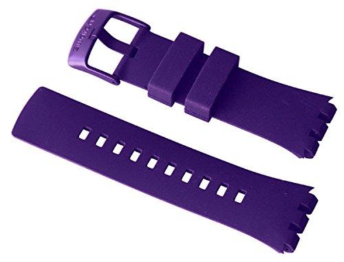 Original Swatch Digital Touch Bracciale 'Swatch Touch viola' ASURB100