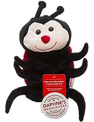 Daphne 's LADYBUG–híbrido de golf, Mariquita, Unisex, color negro/ rojo, tamaño No se aplica