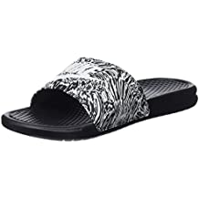new style 30eb1 4614e Nike Benassi JDI Print, Chaussures de Gymnastique Homme