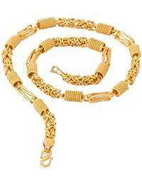 8da45094a47bc Voylla Chain Necklace for Men (Golden)(8907617240169)
