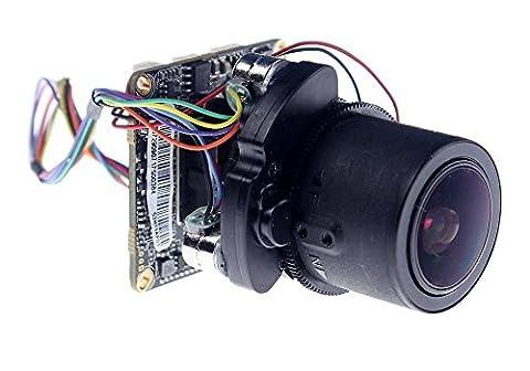 Quanmin H.264 1.3MP IP Camera Module PCB Board HD 960P 1/3