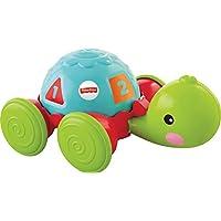 Fisher Price Çek-Çek Kaplumbağa, Yürümeye Teşvik Eden Çekmeli Oyuncak, Y8652