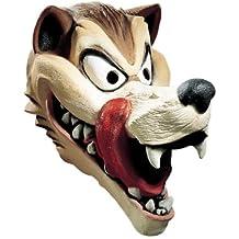 Máscara del lobo hambriento