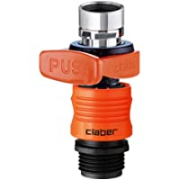 Claber 8587-fittm Wasserhahn-Anschluss Set